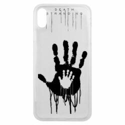 Чохол для iPhone Xs Max Death Stranding