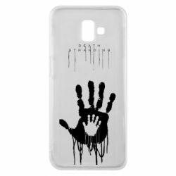 Чохол для Samsung J6 Plus 2018 Death Stranding