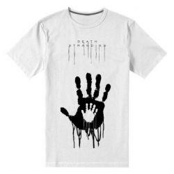 Чоловіча стрейчева футболка Death Stranding