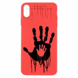 Чохол для iPhone X/Xs Death Stranding