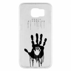 Чохол для Samsung S6 Death Stranding