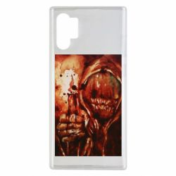 Чохол для Samsung Note 10 Plus Death with a candle
