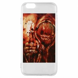 Чохол для iPhone 6/6S Death with a candle