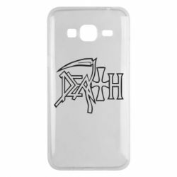 Чехол для Samsung J3 2016 death - FatLine