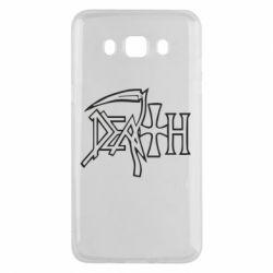 Чехол для Samsung J5 2016 death - FatLine