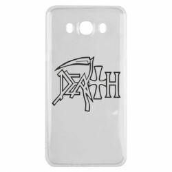 Чехол для Samsung J7 2016 death - FatLine