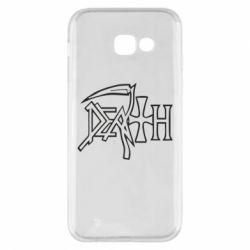 Чехол для Samsung A5 2017 death - FatLine