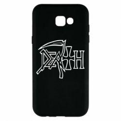 Чехол для Samsung A7 2017 death - FatLine