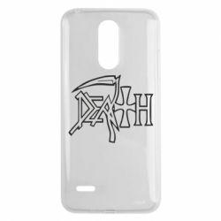 Чехол для LG K8 2017 death - FatLine