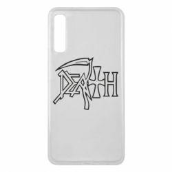 Чехол для Samsung A7 2018 death - FatLine