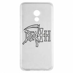 Чехол для Meizu Pro 6 death - FatLine
