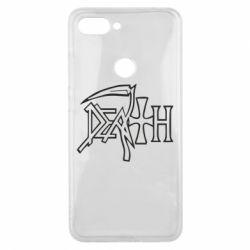 Чехол для Xiaomi Mi8 Lite death - FatLine