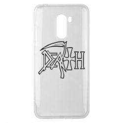 Чехол для Xiaomi Pocophone F1 death - FatLine