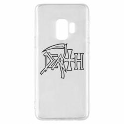 Чехол для Samsung S9 death - FatLine