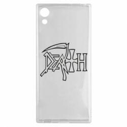Чехол для Sony Xperia XA1 death - FatLine