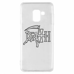 Чехол для Samsung A8 2018 death - FatLine