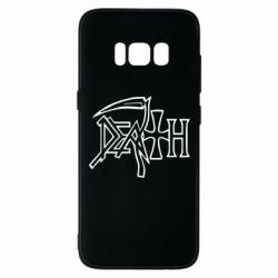 Чехол для Samsung S8 death - FatLine