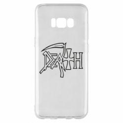 Чехол для Samsung S8+ death - FatLine