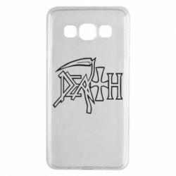 Чехол для Samsung A3 2015 death - FatLine