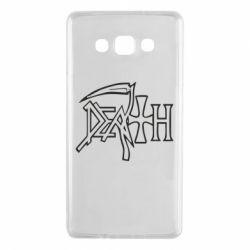 Чехол для Samsung A7 2015 death - FatLine