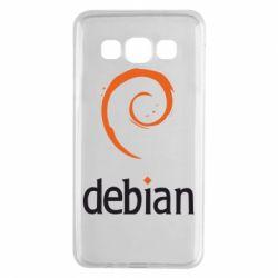 Чехол для Samsung A3 2015 Debian