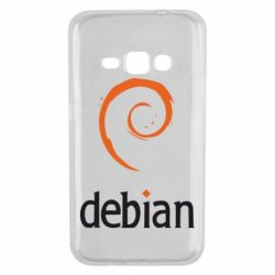 Чехол для Samsung J1 2016 Debian