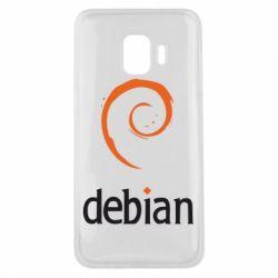 Чехол для Samsung J2 Core Debian