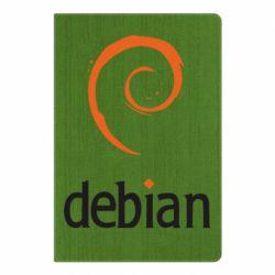 Блокнот А5 Debian