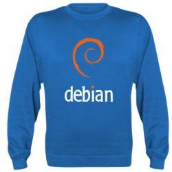 Реглан Debian - FatLine