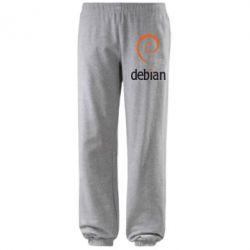 Штаны Debian
