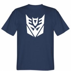Мужская футболка Decepticons logo