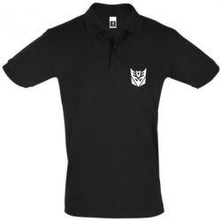 Мужская футболка поло Decepticons logo