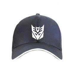 Кепка Decepticons logo