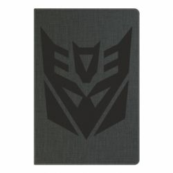 Блокнот А5 Decepticons logo