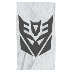 Полотенце Decepticons logo