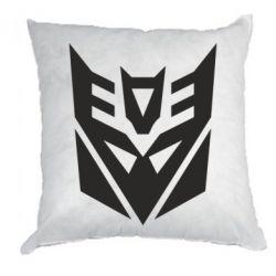 Подушка Decepticons logo