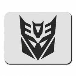 Коврик для мыши Decepticons logo