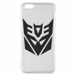 Чохол для iPhone 6 Plus/6S Plus Decepticons logo