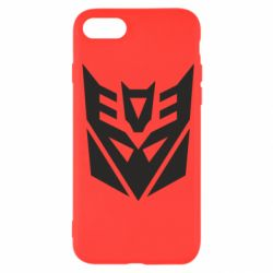 Чохол для iPhone 7 Decepticons logo