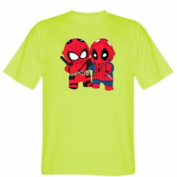 df47f417666ea Мужские футболки Человек-паук - купить в Киеве, низкая цена ...