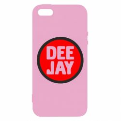Чехол для iPhone5/5S/SE Dee Jay - FatLine