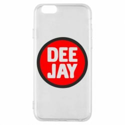 Чехол для iPhone 6/6S Dee Jay - FatLine