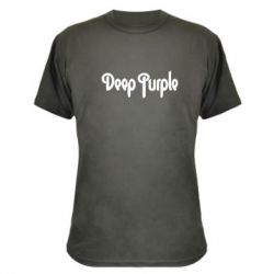Камуфляжная футболка Deep Purple - FatLine