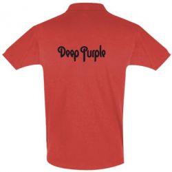 Футболка Поло Deep Purple