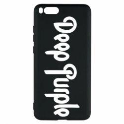 Чохол для Xiaomi Mi Note 3 Deep Purple