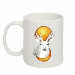 Кружка 320ml Deer and moon