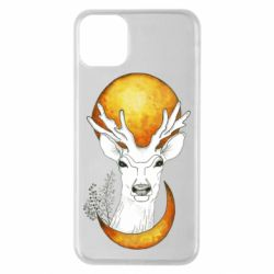 Чохол для iPhone 11 Pro Max Deer and moon