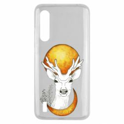 Чехол для Xiaomi Mi9 Lite Deer and moon