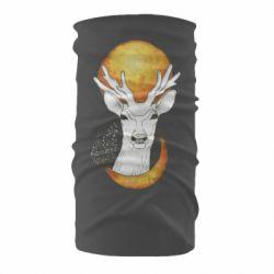 Бандана-труба Deer and moon