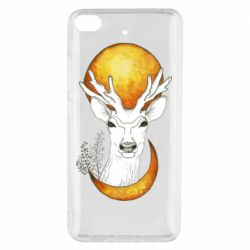 Чехол для Xiaomi Mi 5s Deer and moon